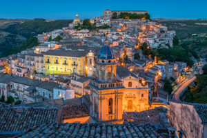 Sicilia - Ragusa Ibla