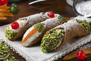 Sicilia - Cannoli Siciliani